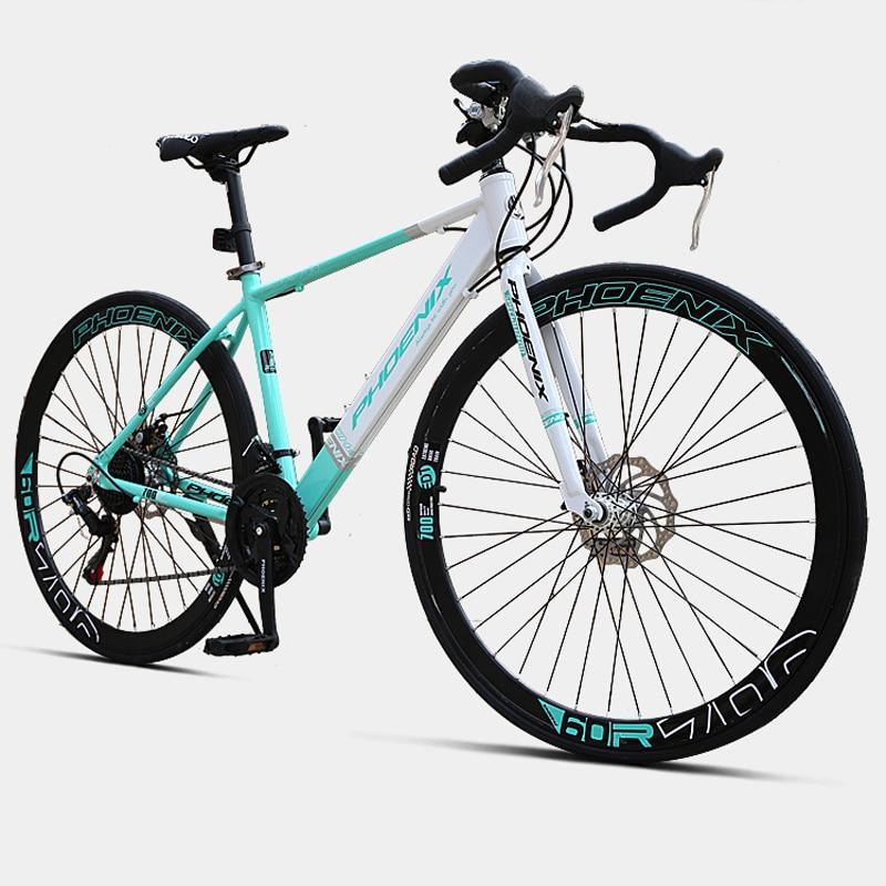 700c Road Bike  21 Speed Road Bike  Aluminum Alloy Bicycle  Light Bicycle  Adult Bicycle