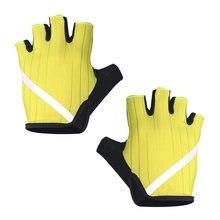 Летние мужские и женские перчатки для велоспорта дышащие ударопрочные