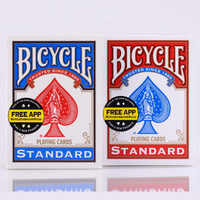 1 PCS Blue/Red Original Bicycle Playing Cards Rider Back Standard Decks Poker Cards