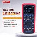 Цифровой мультиметр True RMS UNI-T UT181A умное программное обеспечение тренд захват Вольт Ампер Измеритель Температуры IP65