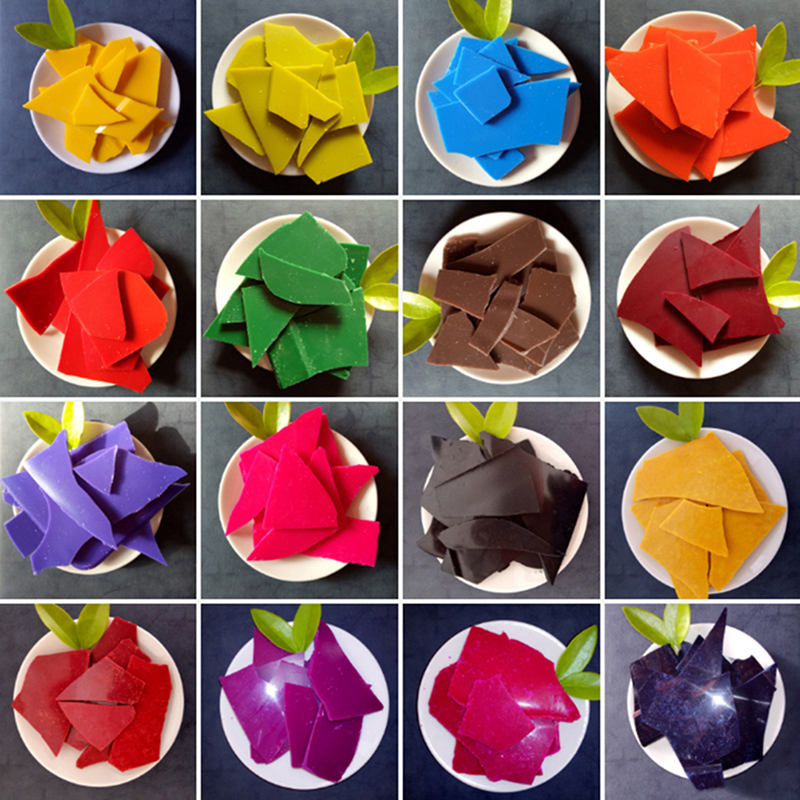 8 Colors 5g DIY Candle Dye Paints For 2KG Soy Wax Candle Oil Candle Pigments Dye Colour Coloring Dye Candle Making Supplies