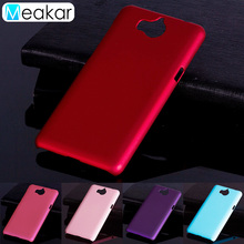 Plastic Coque Cover 5.0For Huawei Y6 2017 Case For Huawei Y6 Y5 2017 Nova Young Honor Play 6 III 3 Phone Back Coque Cover Case