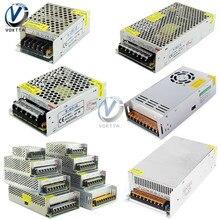DC 5V 12V 24V 20W 25W 36W 48W 50W 60W 72W 100W 120W Schalt Netzteil Transformator AC zu DC Power Adapter