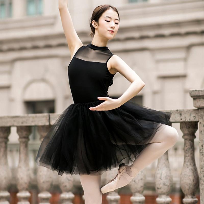 white-black-pink-professional-swan-lake-font-b-ballet-b-font-tutu-adult-ballerina-elastic-waist-4-layers-mesh-tulle-skirts-ball-skirt-tutus