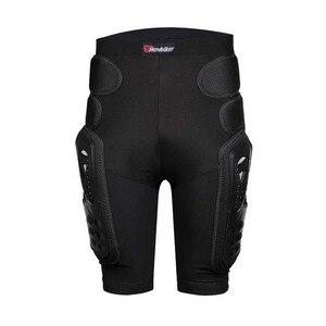 Image 1 - Mp1001b treinamento prático armadura motocross shorts dirtbike equipamento de corrida hip esportes proteção queda resistente equitação downhill