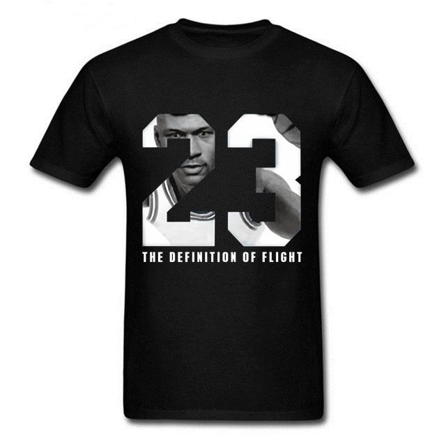 Mens 23# Basketball T-shirts Youth Boy Street Hip-hop Tshirt Creative Men  Hombre Cotton Tee Tops Male T Shirt