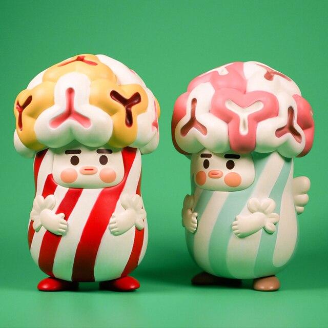 קווארק עיוור תיבת Planet סוכר מלא קרקס סדרת צעצוע מתנה חמוד מתנת קישוטי שולחן העבודה