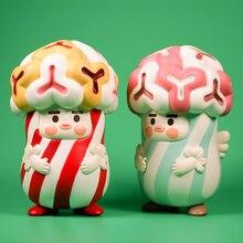 Quark Blind Box 행성 설탕 채워진 서커스 시리즈 장난감 선물 귀여운 선물 데스크탑 장식품