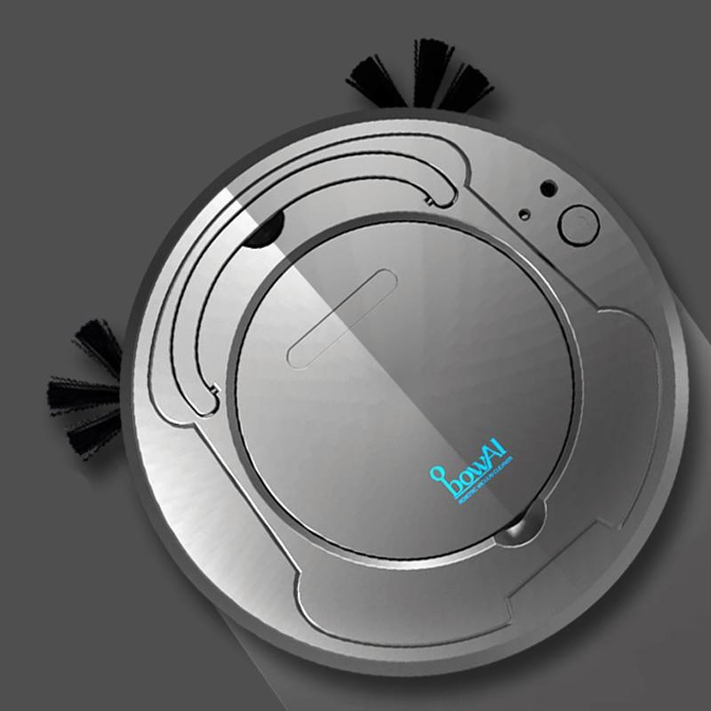 1800Pa умный автоматический робот пылесос Многофункциональный 3 в 1 электрическая перезаряжаемая Влажная и сухая Швабра подметальный пылесос|Пылесосы|   | АлиЭкспресс