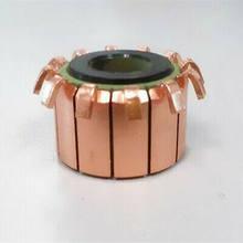 8*23*19.5mm 12p tipo de gancho de cobre dos dentes comutador do motor elétrico CHY-1518-12
