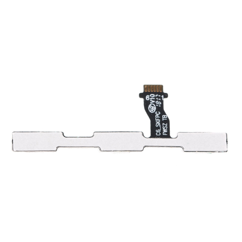 Power Switch On OFF Key Volume Button Flex Cable Replace Parts For Redmi Note 4X