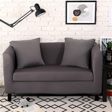 High Grade Cover for Sofa Furniture Armchair Modern Living Room Stretch Elastic Couch Slipcover Cotton 1/2/3/4 Seater