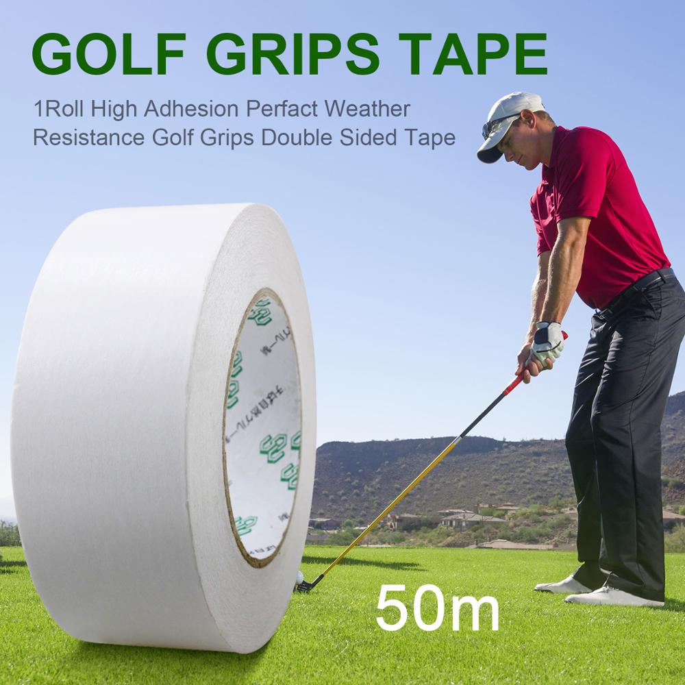 CRESTGOLF Double Sided Golf Grip Tape  For Golf Clubs Grip Installation Golf Grip Strip Putter Tape 2