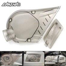 Cubierta de motor de motocicleta, accesorios de la correa de transmisión para Vespa, Sprint, Primavera, 150, 2013-2018, 2019, 2020