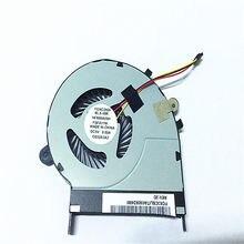 Marca original novo notebook ventilador de refrigeração da CPU para Toshiba Satellite L50-B L50D-B L50T-B L50DT-B série NFB80A05H FSFA11M DC5V 0.5A