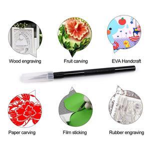 Image 2 - Набор инструментов FOSHIO для тонирования оконной пленки, виниловые автомобильные наклейки, набор инструментов, автомобильные аксессуары, скребок для тонировки из углеродистой фольги