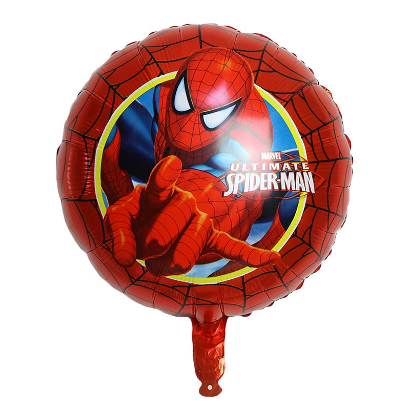 Hot Discount Ba0fd 1 Pieces Dessin Anime Spiderman Ballon