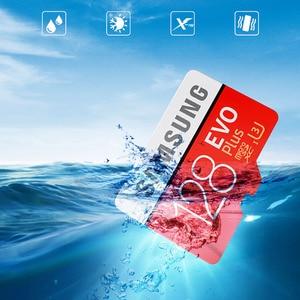 Image 2 - סמסונג זיכרון כרטיס EVO + EVO בתוספת מיקרו SD 256GB 128G 64GB 32GB Class10 MicroSD כרטיס C10 UHS I Trans פלאש MicroSD כרטיס