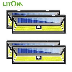 4 Pack LITOM XG888 180 LEDS So