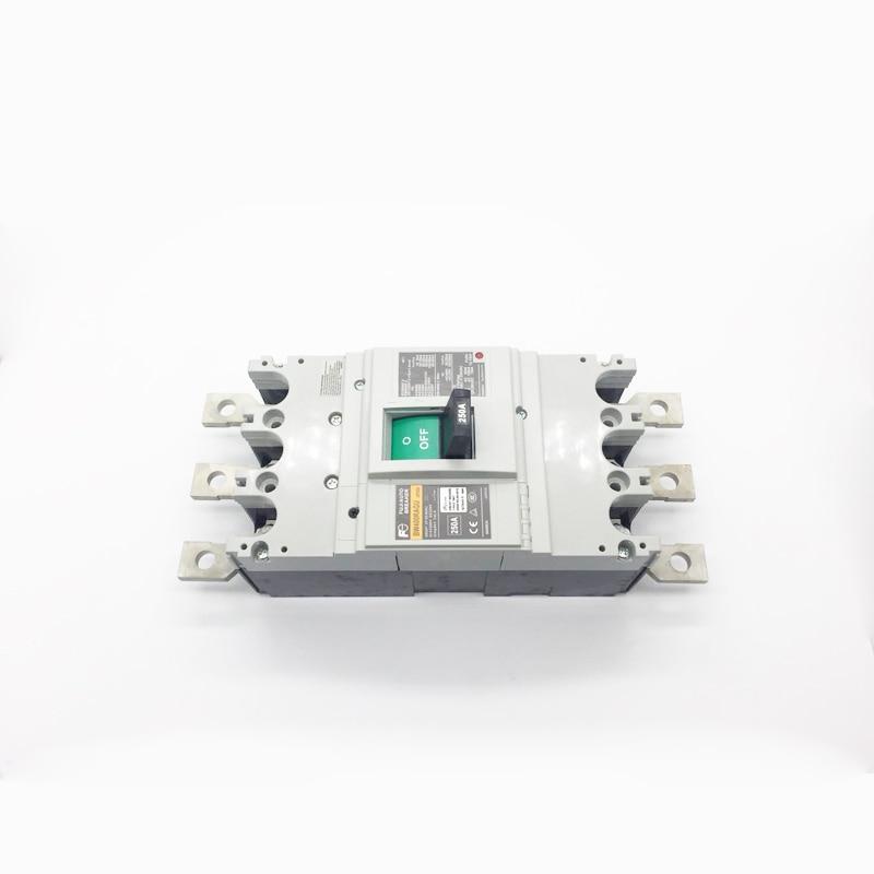 Горячая Распродажа Новый оригинальный Вакуумный Автоматический выключатель Fuji EG403B 3P 400A 350A 300A 250A