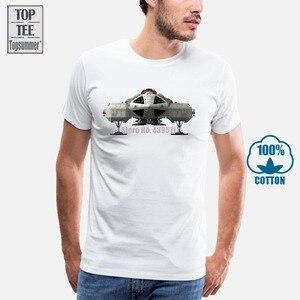 Космос 1999 Орел Ретро ТВ шоу фильм мужские 90S 80S космический корабль Geek Nerd футболка одежда Топы хипстер Мода
