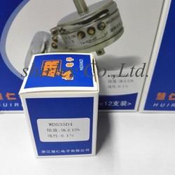 Nuevo 100% Original WDS35D4 WDD35D4 1K 2K 5K 10K 0.1% interruptor de desplazamiento angular de plástico conductivo lineal