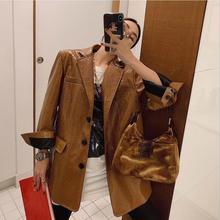 Модные блестящие яркие женские Куртки из искусственной кожи, Ретро стиль, свободный стиль, узор «крокодиловая кожа», дизайнерское модное кожаное пальто F812