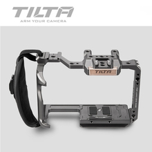 Tilta Camera Cage Protecting Case Mount w Top Handle Grip for Panasonic Lumix GH5 GH5S Camera Photo Studio