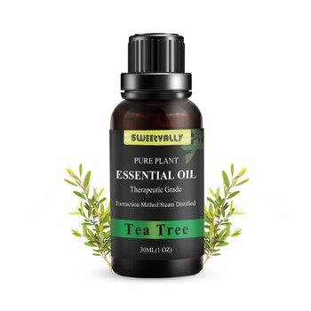 Nuevo 100% difusores de aceites esenciales puros de plantas aceites esenciales 13 sabores masaje Natural Relax aceite esencial de aromaterapia