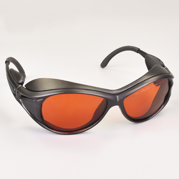 laser safety glasses for multi-wavelengths lasers 190-550nm and 800-1100nm O.D 6+ CE 532nm 1064nm - discount item  20% OFF Workplace Safety Supplies