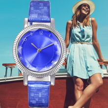 New Fashion Top Brand Women Watches Ladies Casual Quartz Leather Band Watch Analog Wristwatch Clock Gift Luxury Relogio Feminino 2017 new watch women top brand luxury famous fashion casual wristwatch quartz watch clock ladies dress watch relogio feminino