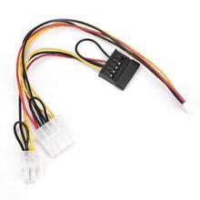 все цены на DC 12V input 24Pin ATX 160W Switch High Power In-Line DC-ATX Power Supply Module ITX Z1 Upgrade онлайн