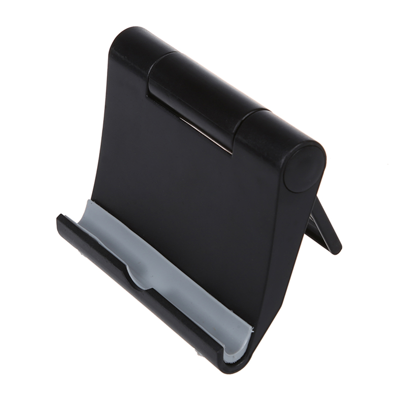 Adjustable Multi Angle Dock Mounting Support For IPad Tablet IPhone EReader Kindle Phone, Black