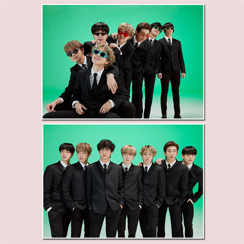 BTS Posters Official Collection