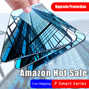 Image 5 - VALAM Tempered Glass Screen Protector For Huawei P smart Z 2019 Full Cover Glass For huawei P smart 2019 plus Z Protective Glass