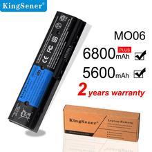 KingSener 11.1V 62WH מחשב נייד סוללה MO06 HSTNN LB3N עבור HP Pavilion DV4 5000 DV6 7002TX 5006TX DV7 7000 סוללות 671567 421