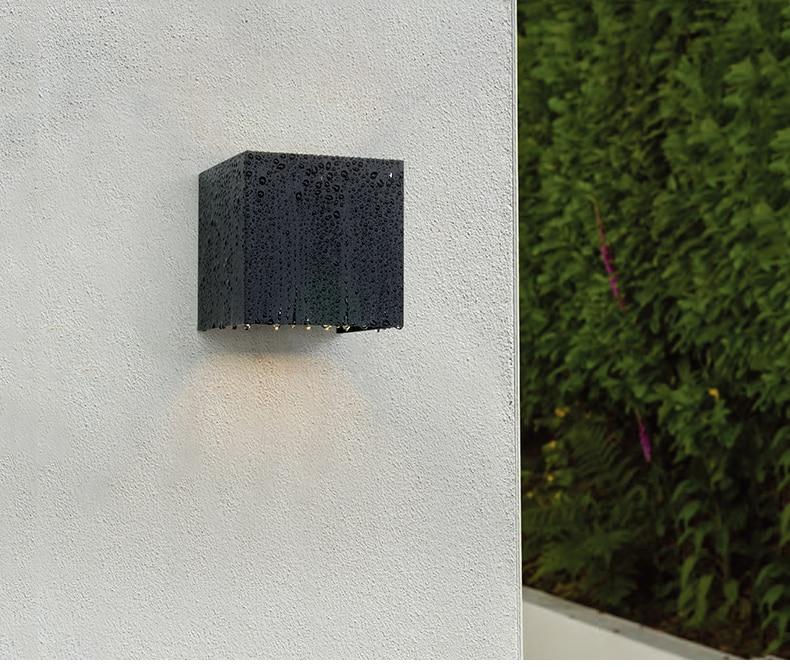 LED Wall lights (2)