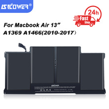 SKOWER 7200mAh 50Wh A1405 Batterie D'ordinateur Portable Pour Apple Macbook Air 13 \