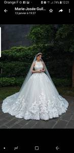 Julia Kui 2020 Custom Made Veil Link Customers Sending Pictures For Customize Buying Please Contact Us(China)