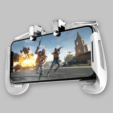 PUBG Mobile Phone Rocker Game Handle Shooting Controller Fire Button Applicable to the iPhone Android