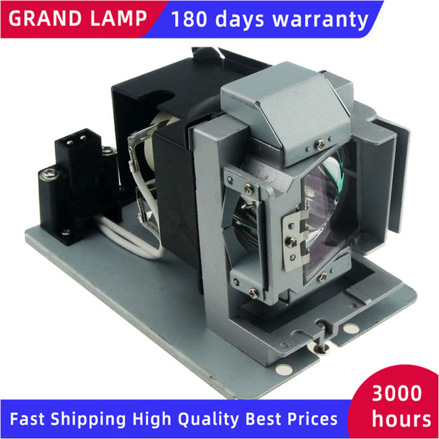 Compatible BL FP240D 5811118543 SOT P VIP 240/0.8 E20.9n for Optoma HD50 HD161X projector lamp with housing