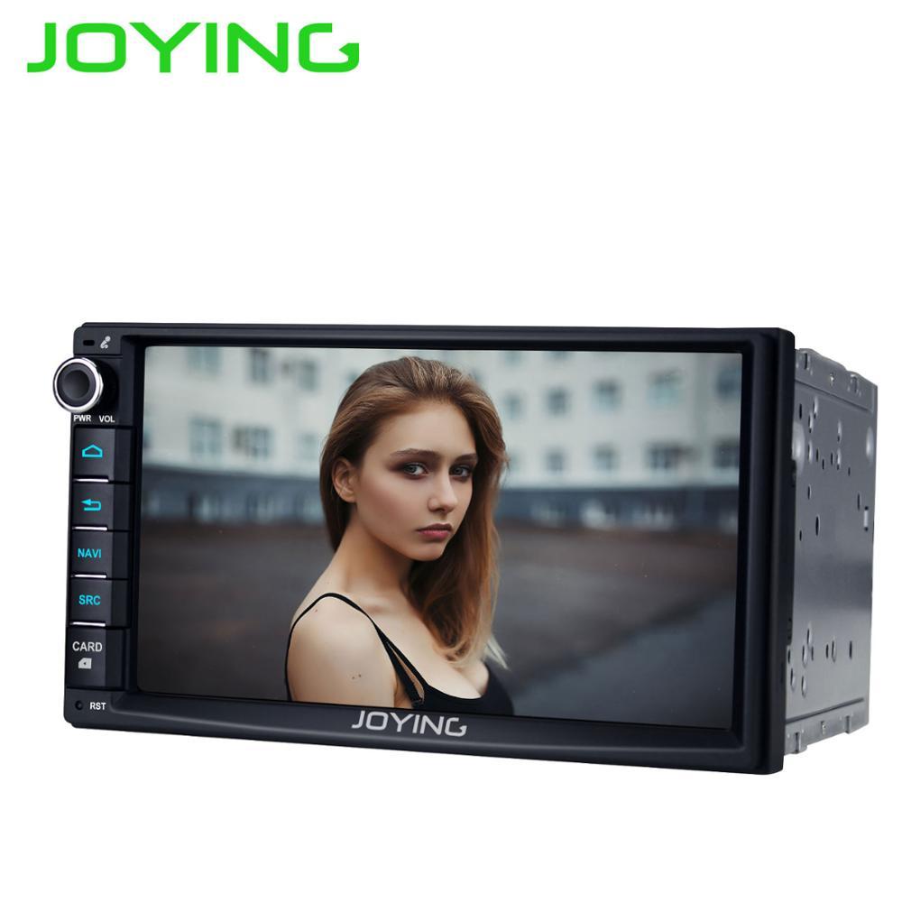 JOYING 7'' 2GB+32GB Octa 8 Core Android 8.1 head unit  2 din car radio stereo multimedia player Split Screen support Mirror link