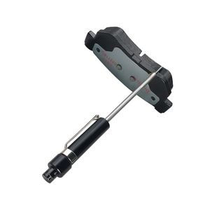 Image 4 - Fren balatası kalınlık ölçer zaman tasarrufu garaj ön Mot ölçme aracı araba lastiği için Q9QD
