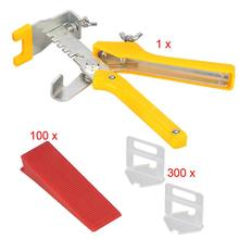 Wall Tile Leveling System Leveler - Wall Tile Paving Locator Tool Clip Spacers Plier Floor Installation Tile Alignment Tools