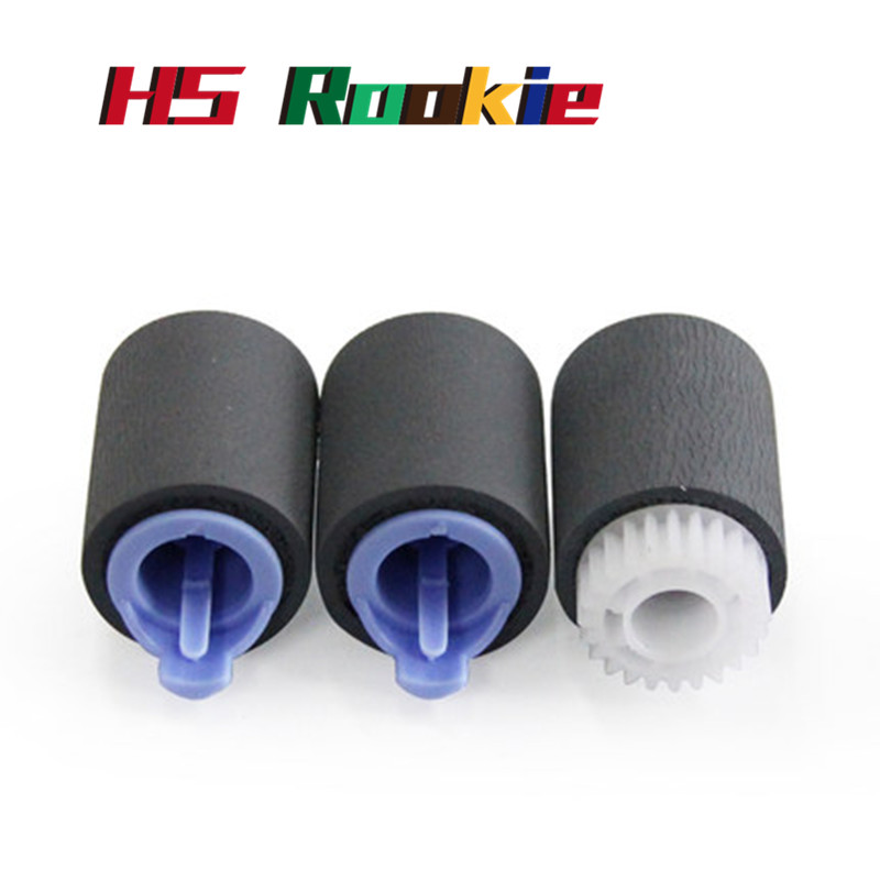 1sets  RM1-0036-000 RM1-0037-000 Pick Up Roller Sets  For HP 4200 4250 4300 4345 4350 4700 P4014 4015 4515 M601 M602 M603