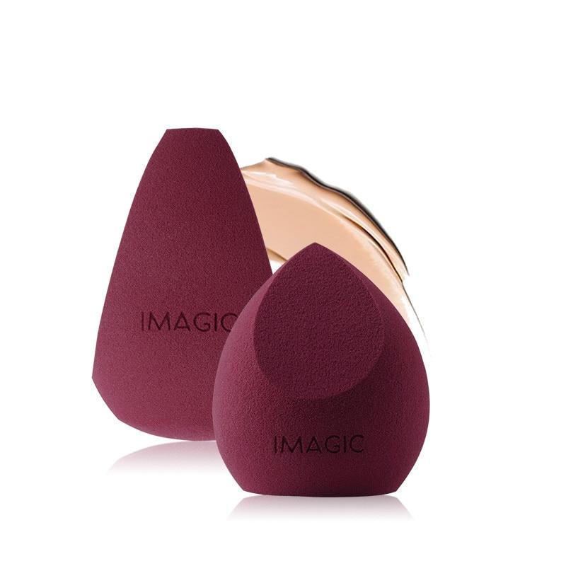 IMAGIC спонж для макияжа, профессиональная косметическая губка для основы, косметическая губка для макияжа, Прямая поставка