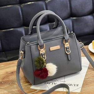 LANLOU New women's bag Leather