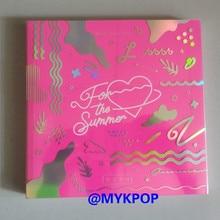 [MYKPOP]~100% OFFICIAL ORIGINAL~ WJSN: For the Summer,  Album CD - SA19070304, PINK ver.