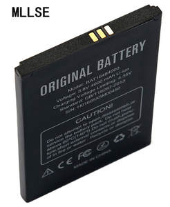 MLLSE 4000mAh battery For DOOGEE X5 MAX Pro Mobile phone battery