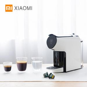 Xiaomi Mijia SCISHARE Smart Automatic Capsule Coffee Machine Espresso coffee Electric Coffee Pot Pressure 19 Bars APP Control